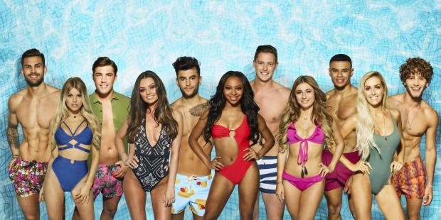 Evening Times: Love Island 2018