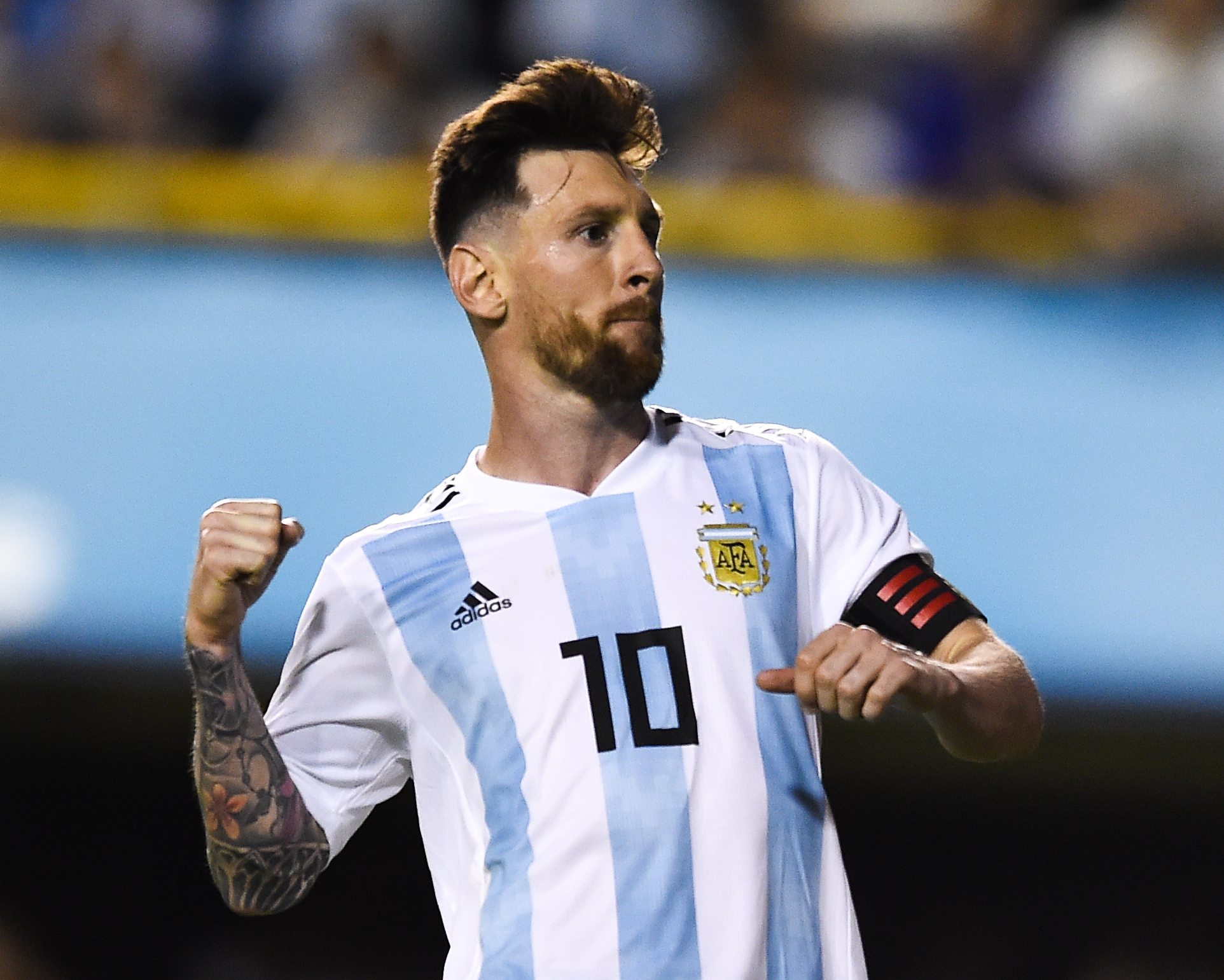 John Hartson has tipped Lionel Messi to help Argentina win the World Cup. (Photo by Marcelo Endelli/Getty Images).