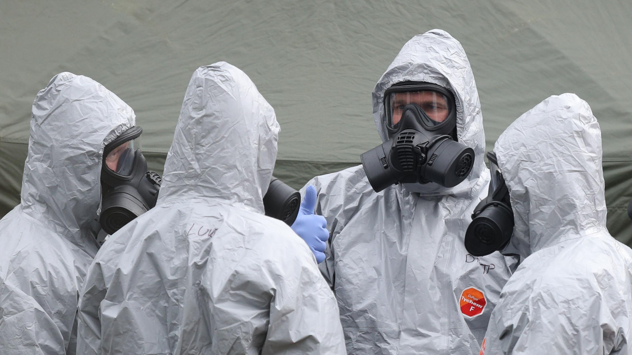Amesbury Novichok poisoning raises 'serious questions' over Salisbury clean-up