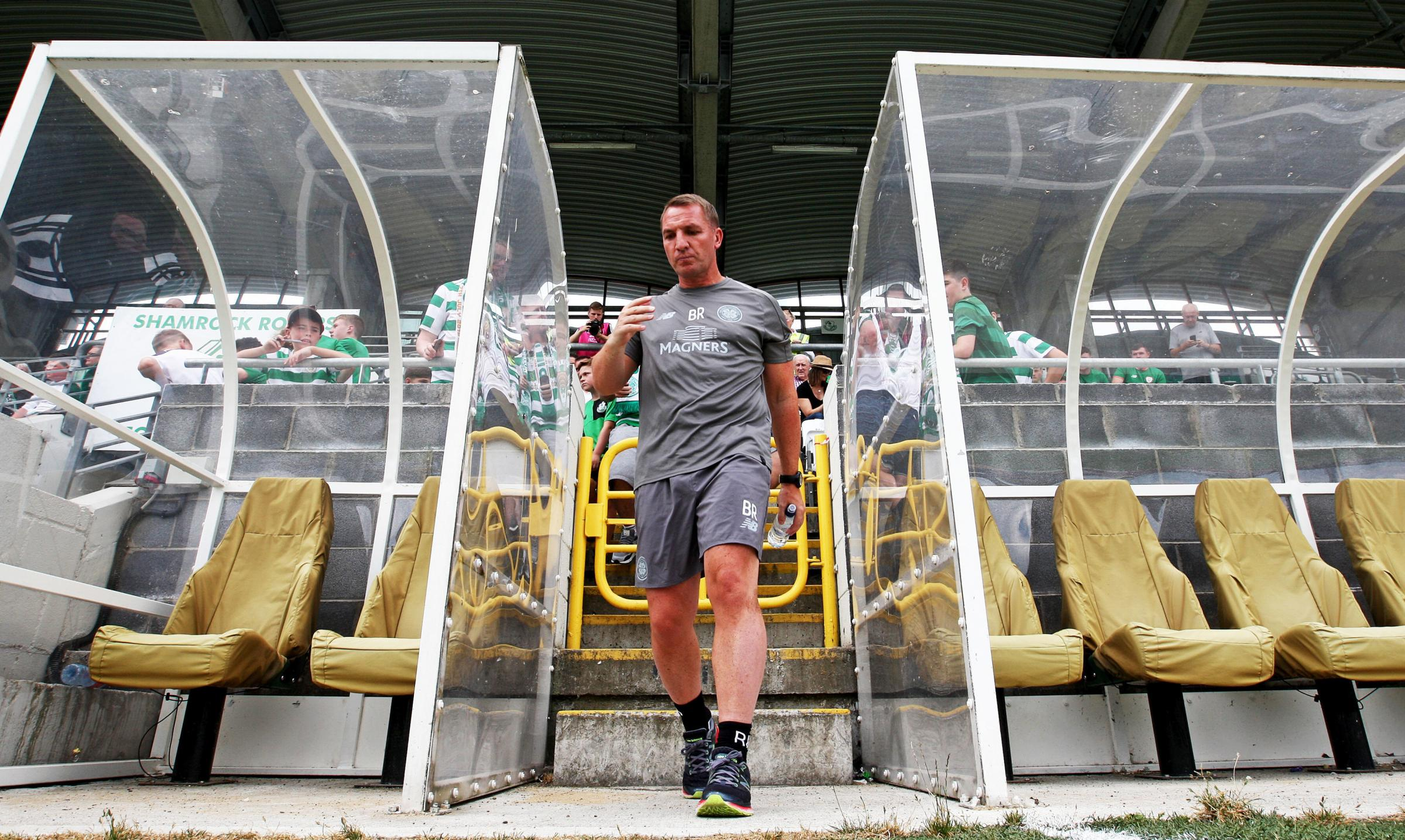 Brendan Rodgers will be looking to avenge some drubbings under his tenure for Celtic in Europe.