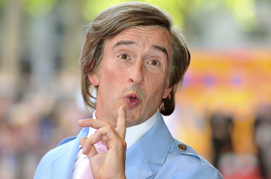 Alan Partridge dance party to be held in Glasgow