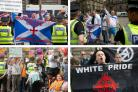 SDL George Square pictures 2016