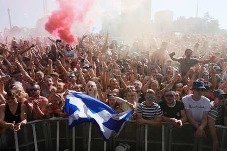 Glasgow east end residents to share concerns ahead of TRNSMT