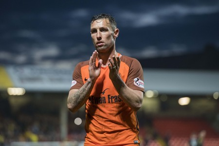 Former Celtic and Motherwell forward Scott McDonald signs for Partick Thistle