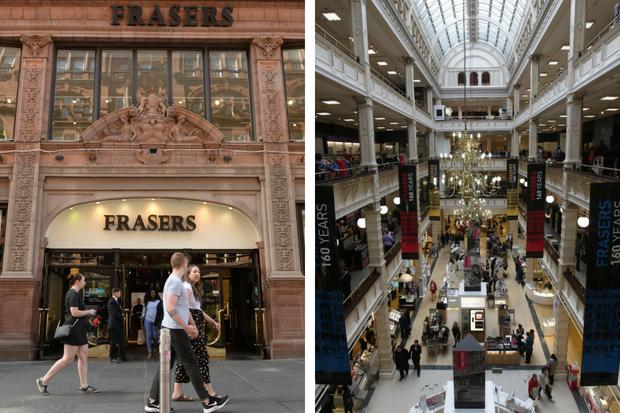 Confirmed: House of Fraser to fall into administration today