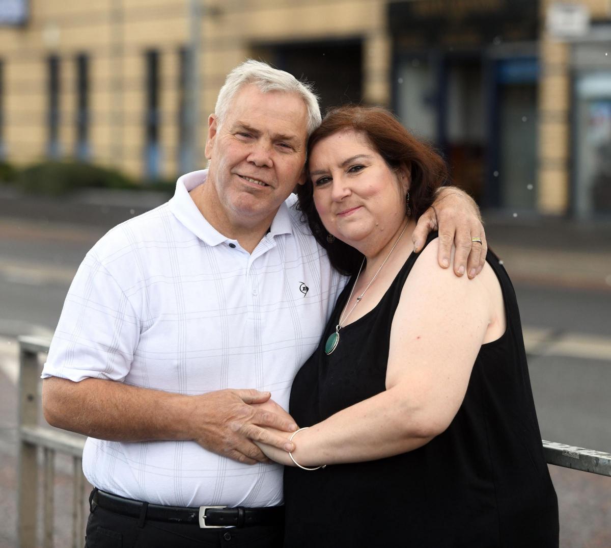 Glasgow Couple Dodged Wedding Reception For Citizens Theatre