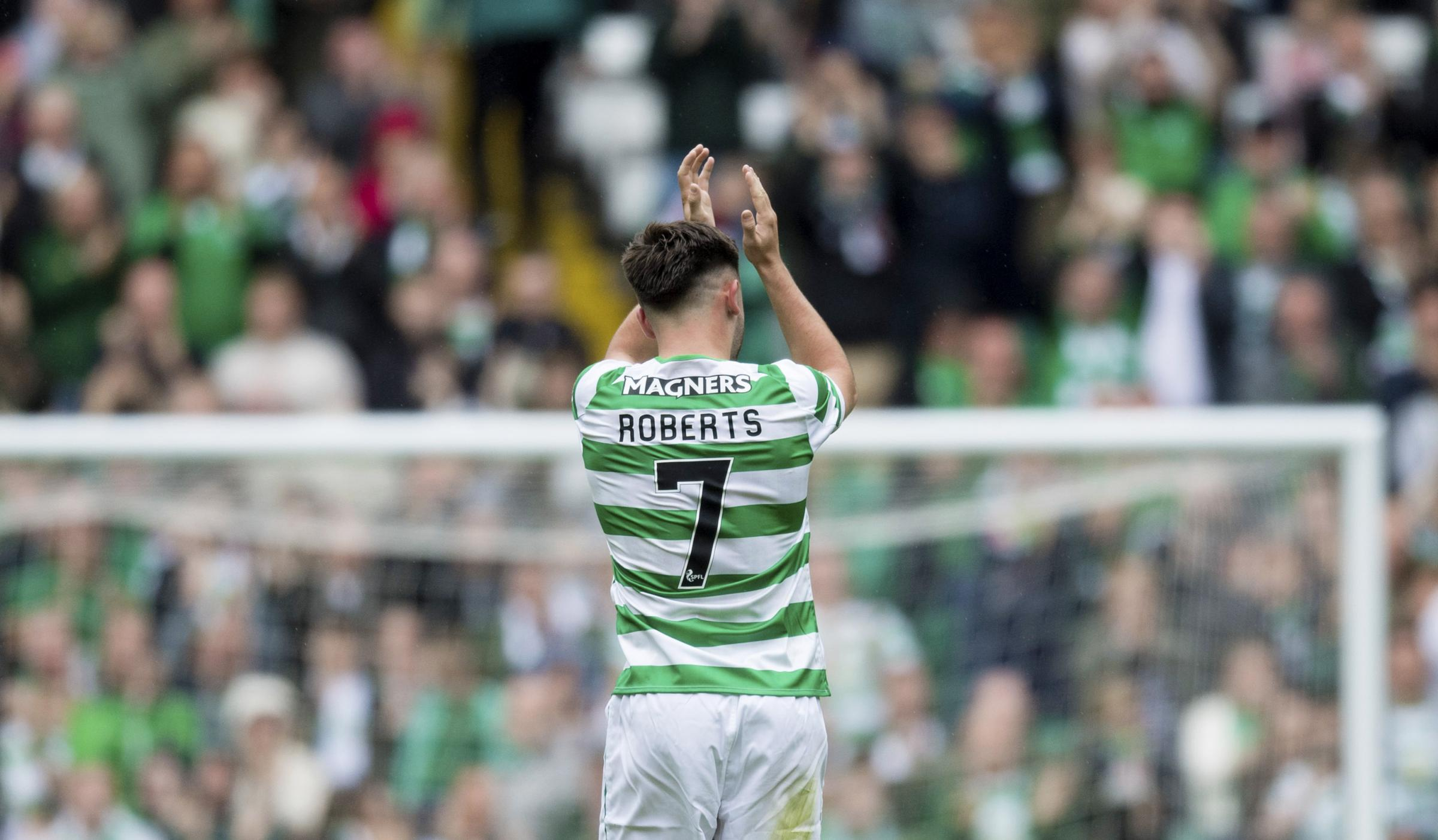 Patrick Roberts is set for a loan spell to Girona