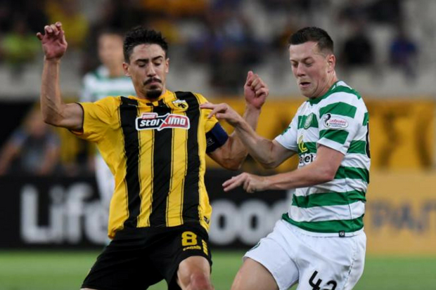 Callum McGregor was once again one of Celtic's best players