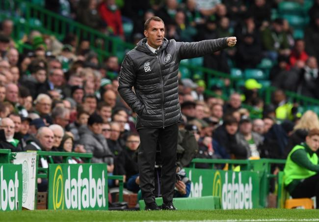 Celtic manager Brendan Rodgers has had his toughest month since he arrived at the club