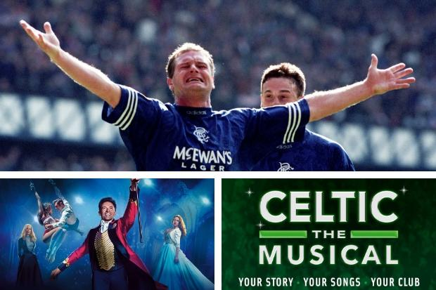 An evening with Paul Gascoigne, Celtic the Musical - and 9 other things in Glasgow this weekend