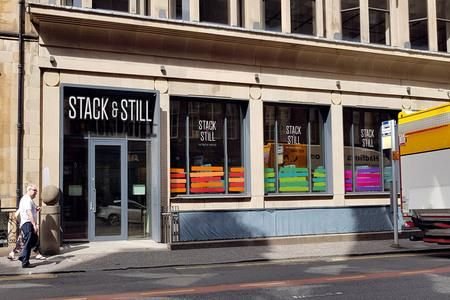 Stack & Still to open third city branch at Glasgow Fort