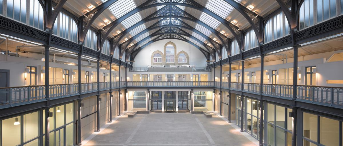 The Briggait is set to become the centre of much of Glasgow's food events