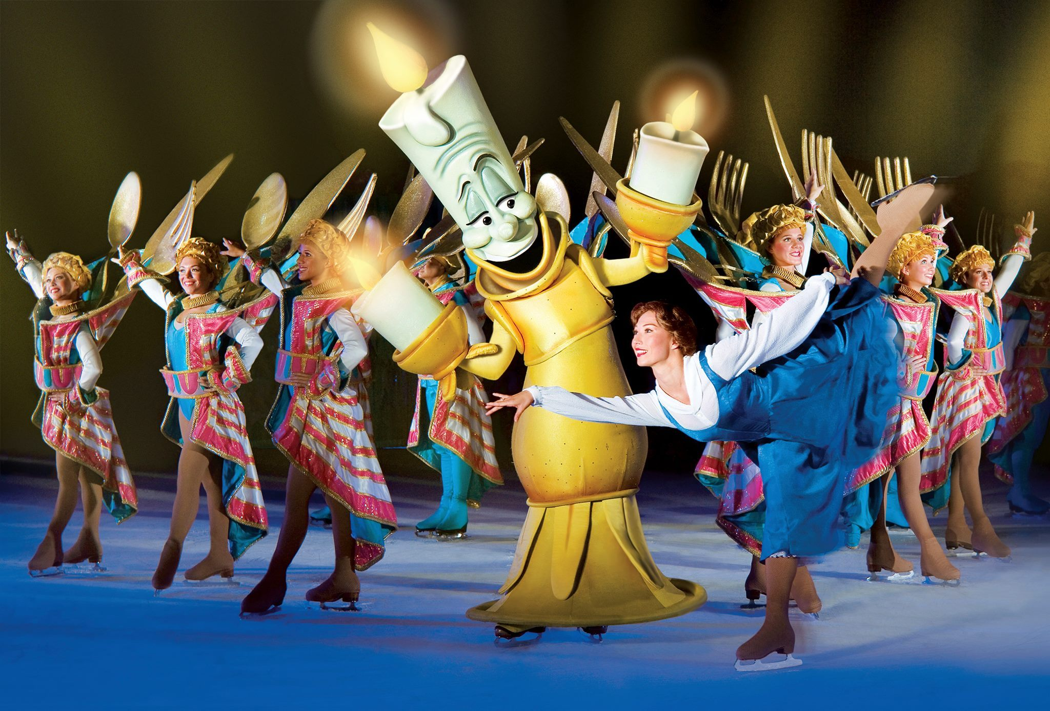 Disney on Ice at Braehead Arena