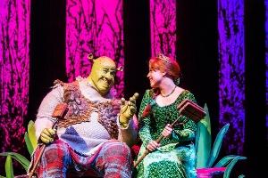 X Factor star Amelia Lily was born to be an ogre in Shrek at the King's Theatre