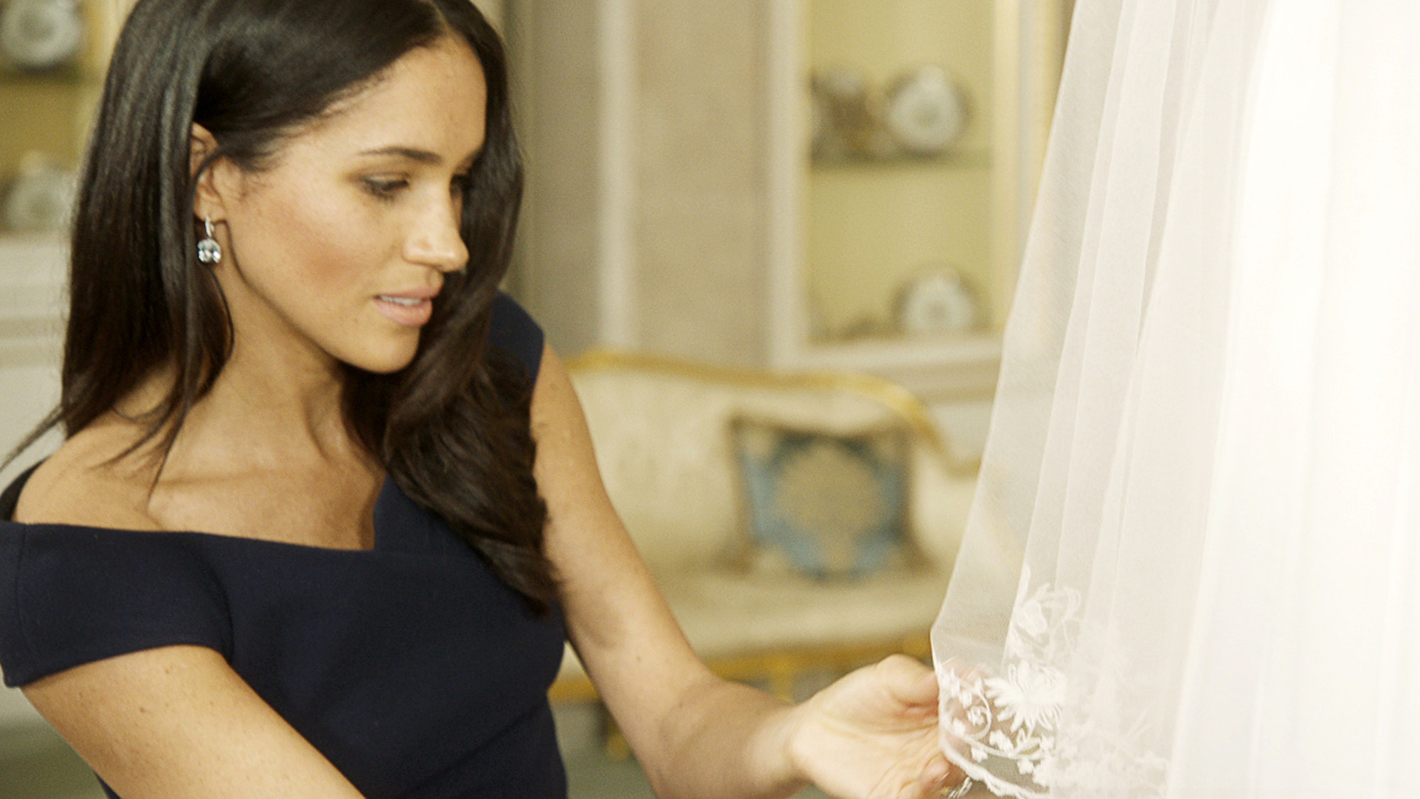 Meghan describes 'magical' wedding day in new documentary