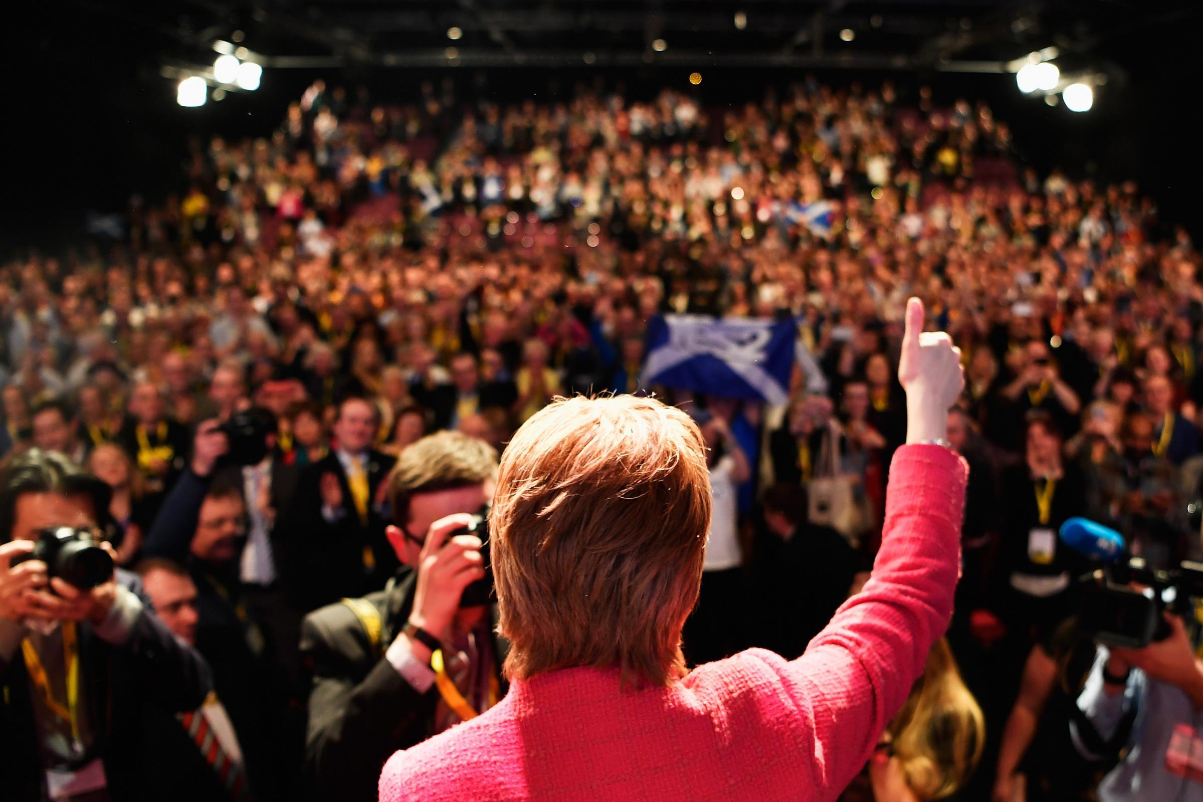 Scottish independence: Nicola Sturgeon to give update on second referendum
