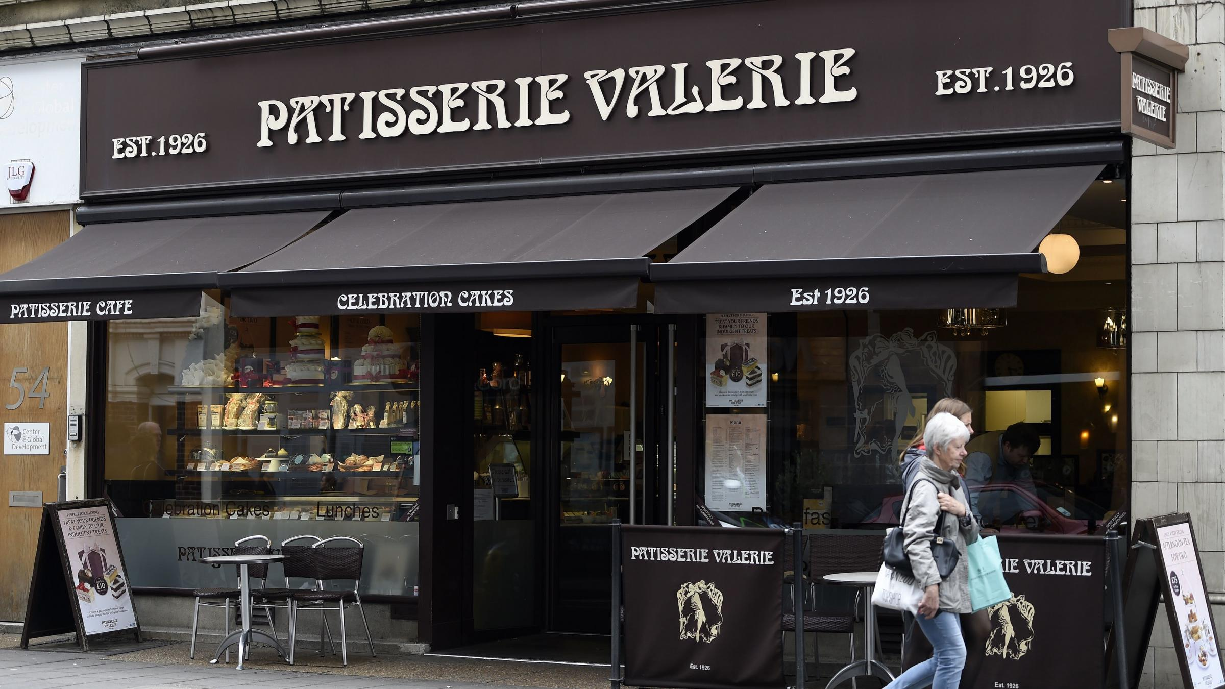 Suspended finance chief of Patisserie Valerie owner arrested overnight