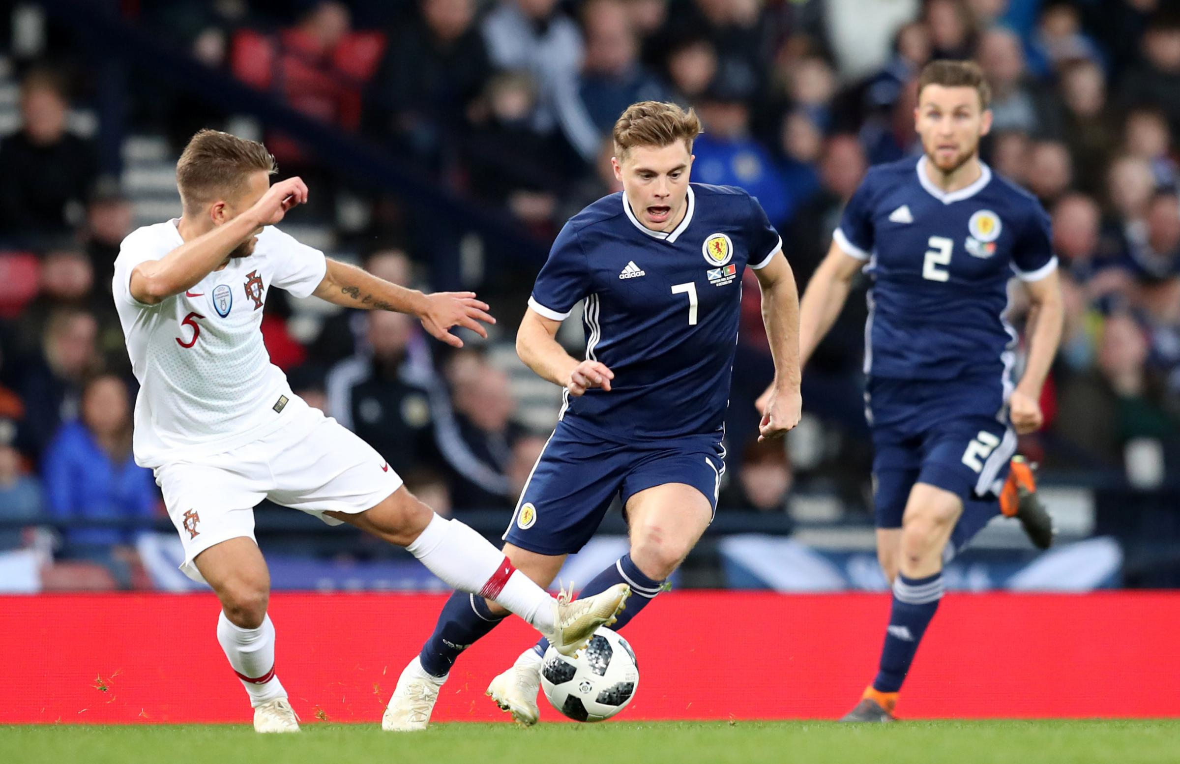 Mikael Lustig insists James Forrest is the best player in Scotland and Celts can be heartbeat of Scotland team