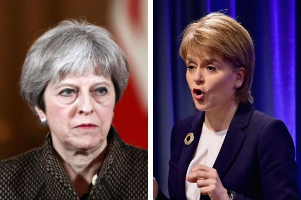 Nicola Sturgeon: Theresa May's policies are damaging lives - and Glasgow is next