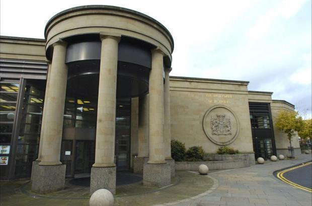 Greenock man in court after allegedly pinning rape victim down and injecting her with heroin before 'striking her with machete'