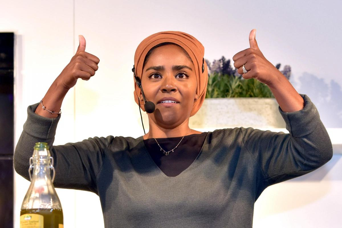 Great British Bake Off star Nadiya Hussain: Scots tablet nearly blew my head off