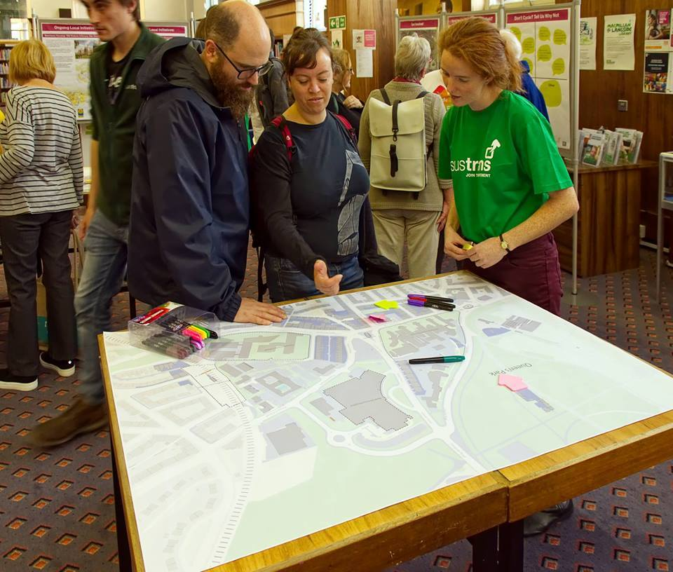 Residents can get involved with a number of workshops in the area