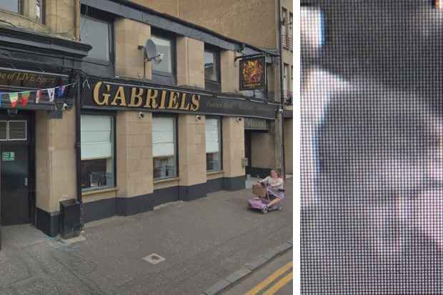 Police looking for 'man with fake tan' after two women attacked in Paisley pub