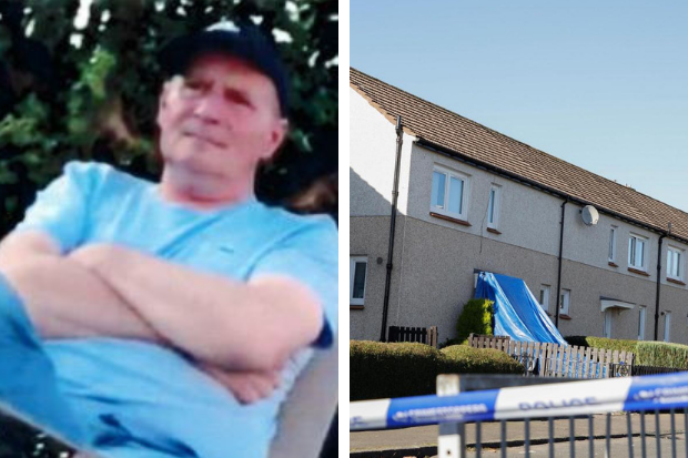 Third man, 33, charged in connection with death of Wishaw man Kevin McGuire