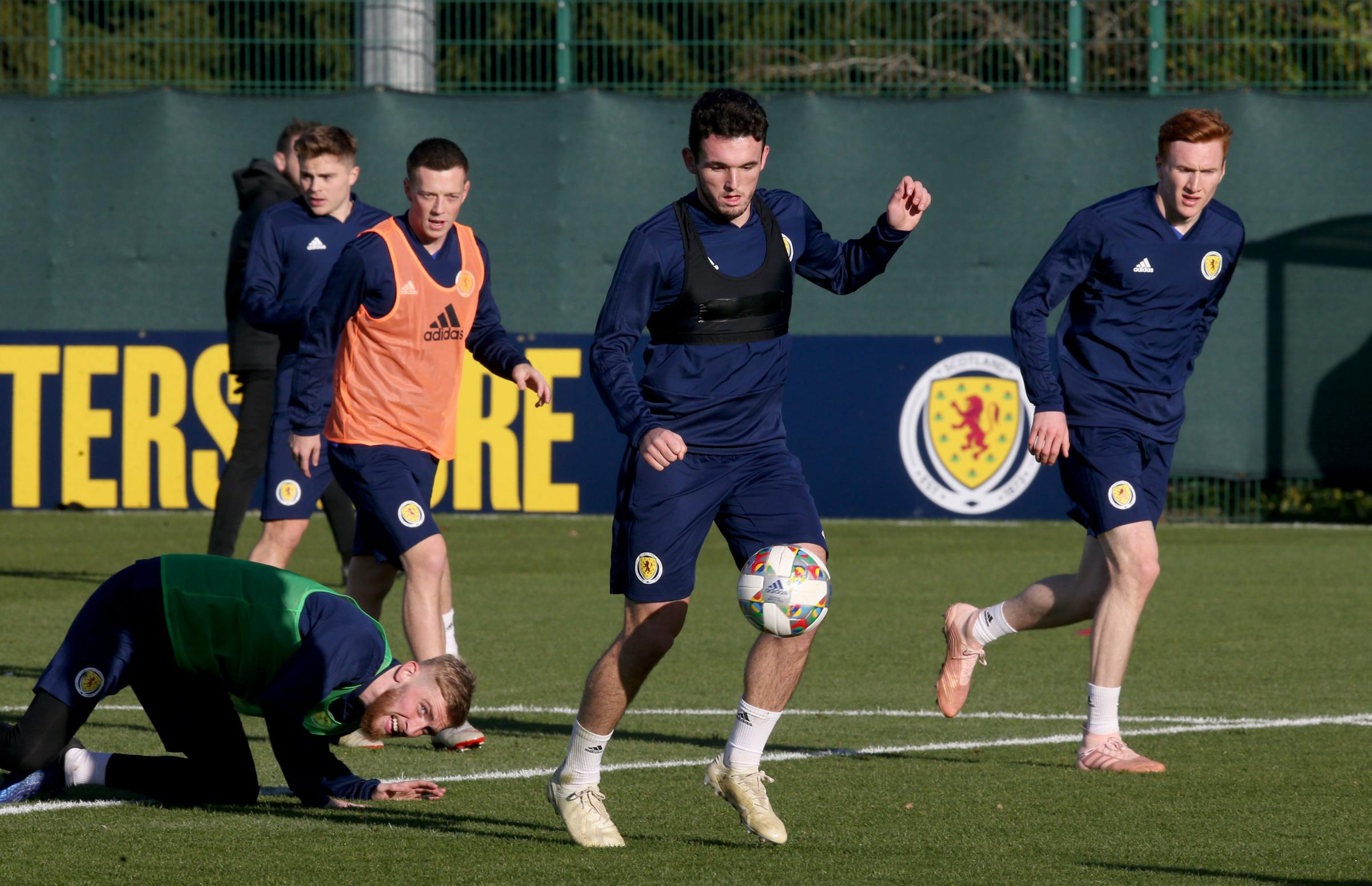 John McGinn pulls out of Scotland squad for Albania and Israel games - taking the number of call-offs to 11