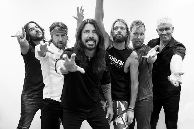 Foo Fighters in Glasgow: details about Summer Sessions show