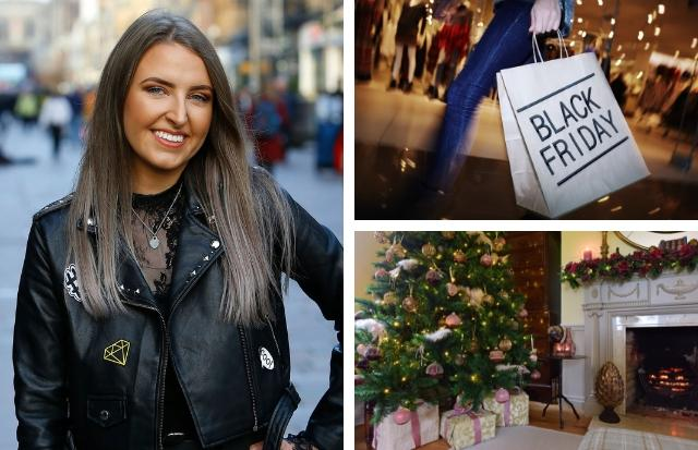 Style File with Iona Turner: Does the gift of giving have to be considered on Black Friday?