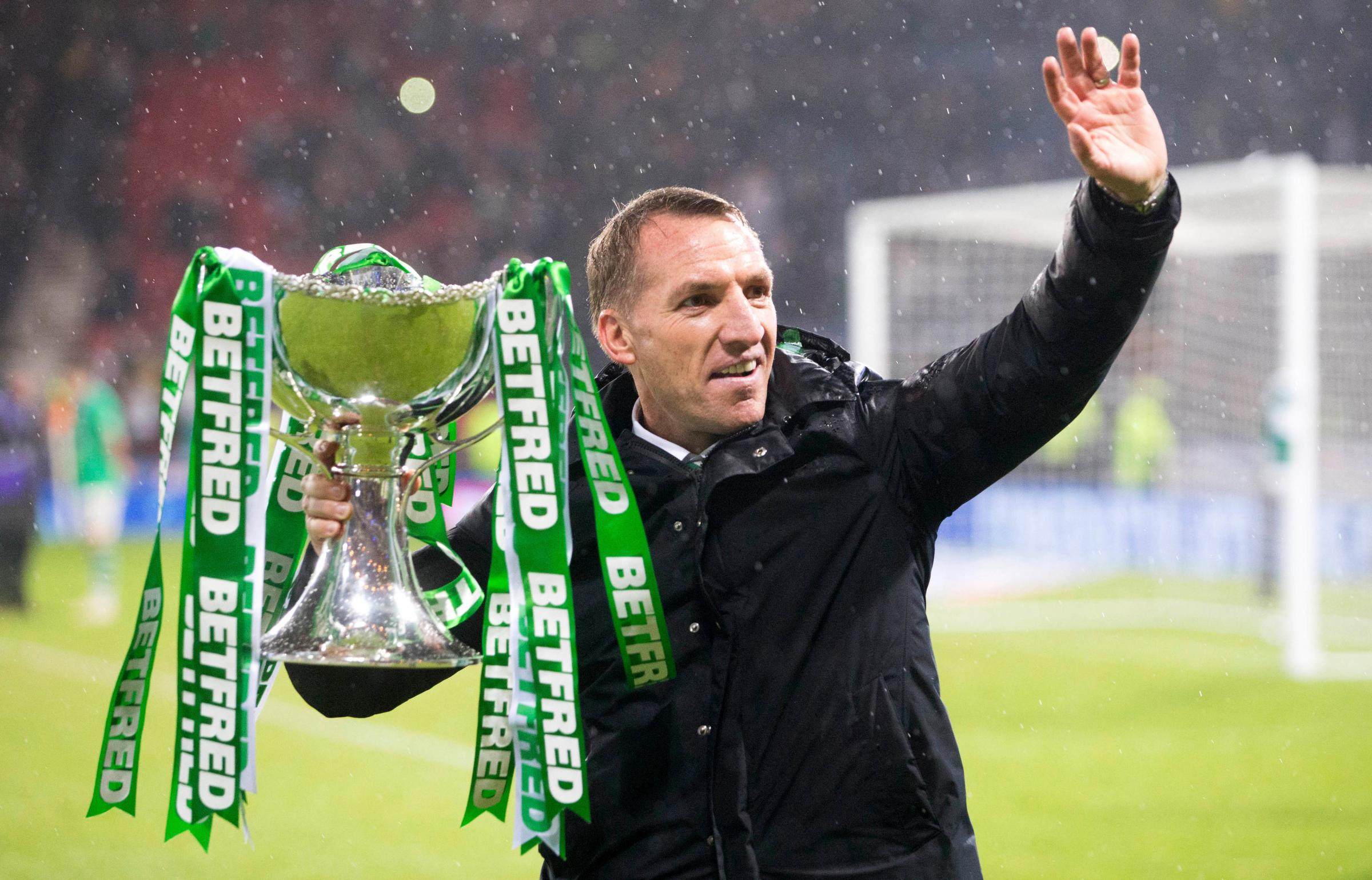 John Hartson: Rangers' title challenge is genuine - but Celtic can win Treble