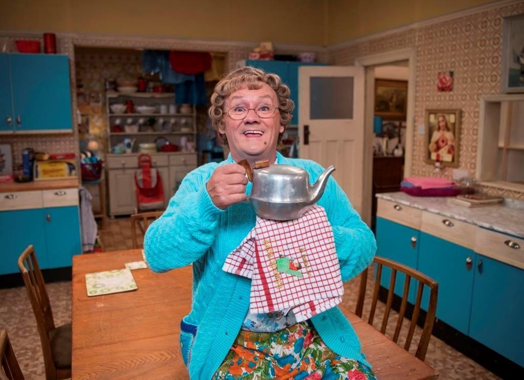 Mrs Brown's Boys producers looking for 'Glasgow mammies' to be involved in the show