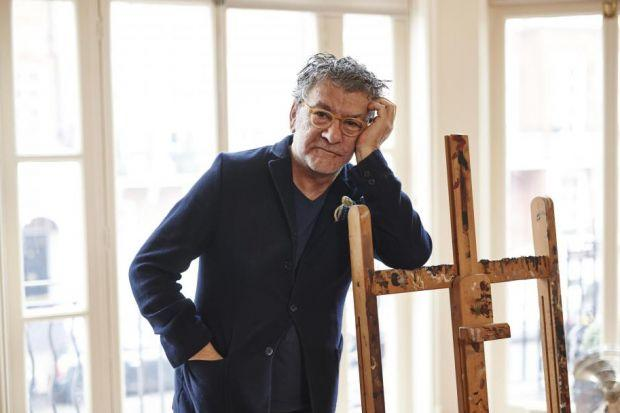 Jack Vettriano has pledged to help