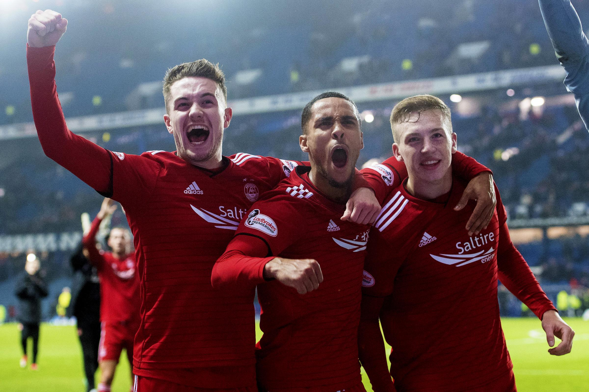 Max Lowe confident Aberdeen can kick on after Old Firm double header