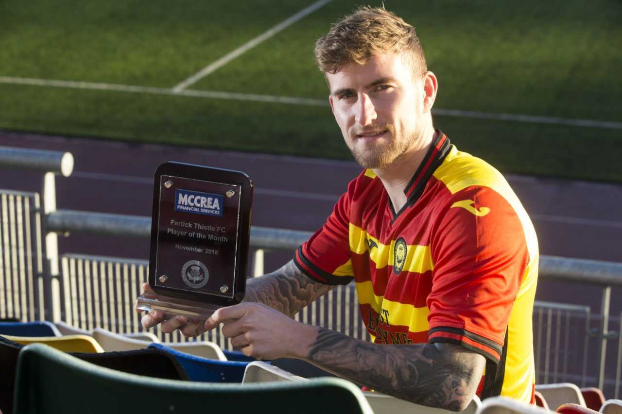 Craig Slater confident Partick Thistle have the quality to transform their Championship fortunes
