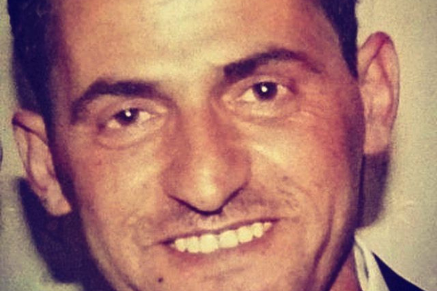 Palestinian Mohammad Abu Sammour, from Airdrie