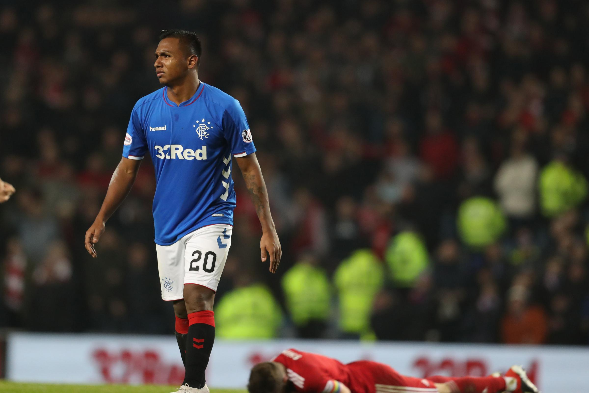 Derek Johnstone: Rangers need to take Steven Gerrard's red card warnings on board