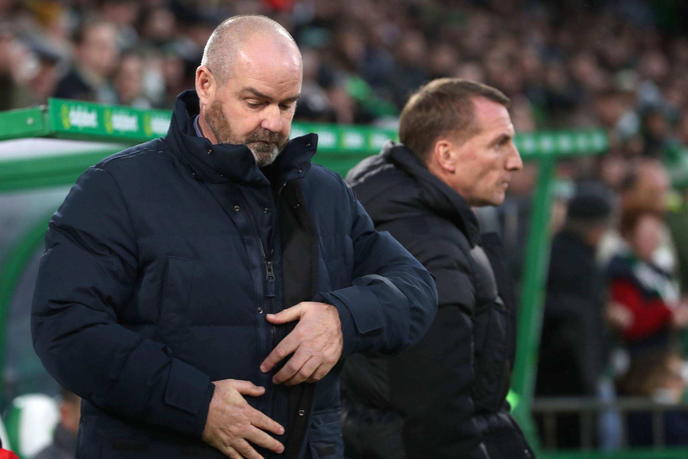 Steve Clarke: People who were saying Kilmarnock could win the Scottish title were