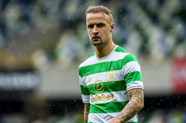 Celtic ace Leigh Griffiths in rehab for 'ongoing issues'