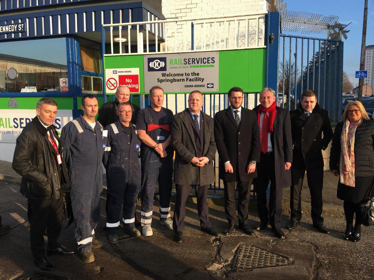Nationalisation an option to save 180 jobs at Glasgow's St