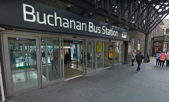 Man arrested and charged following serious assault on woman at Buchanan Bus Station