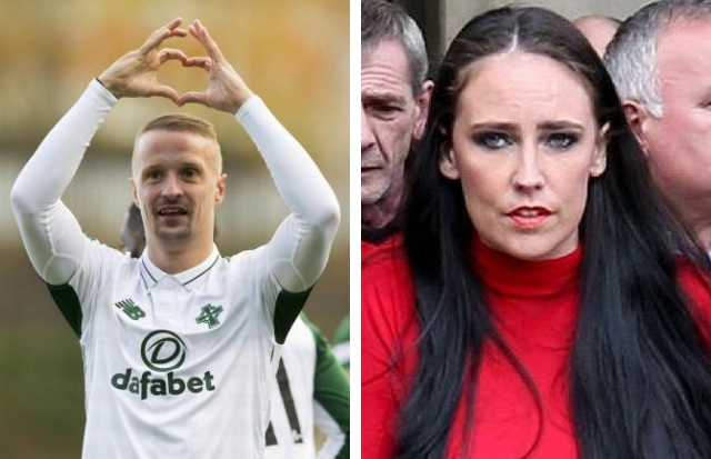 Paige Doherty's mum sends touching message of support to Leigh Griffiths