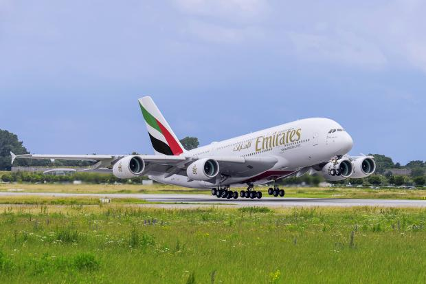 Emirates facts to know as double decker jet to arrive in Glasgow