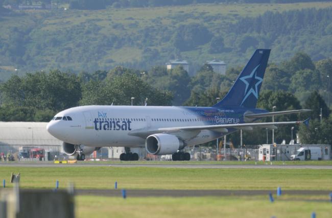 761b09aa634 Air Transat announces cheap flights to Canada form Glasgow