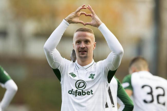 Leigh Griffiths faces yet another clear-the-air meeting with his manager