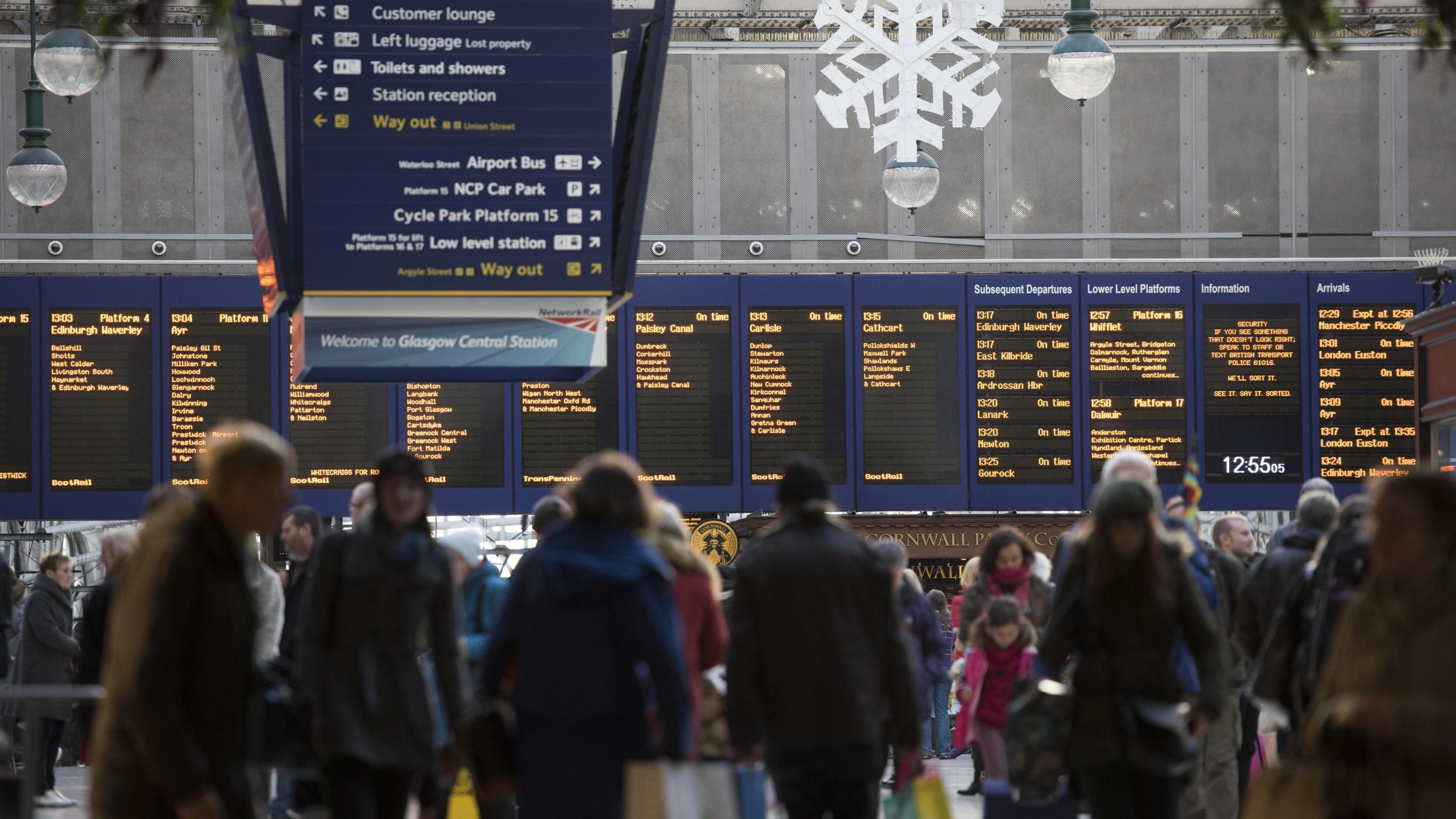 'We know you deserve better': ScotRail offers extra compensation for worst-hit customers amid travel chaos