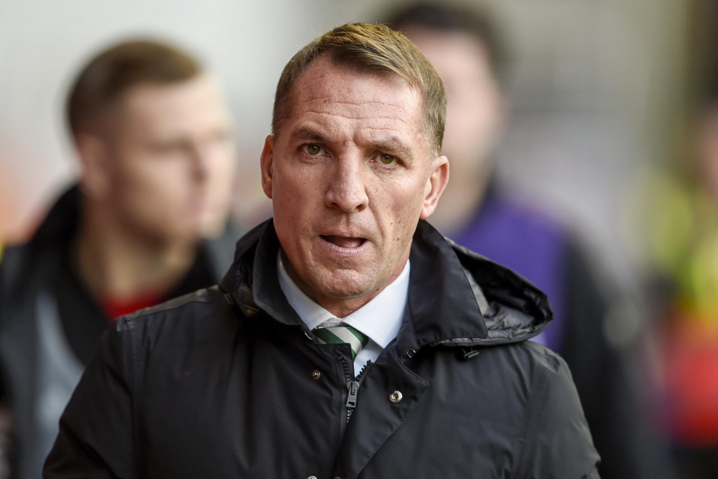 Celtic manager Brendan Rodgers on Rangers, John Beaton, referees and matters arising