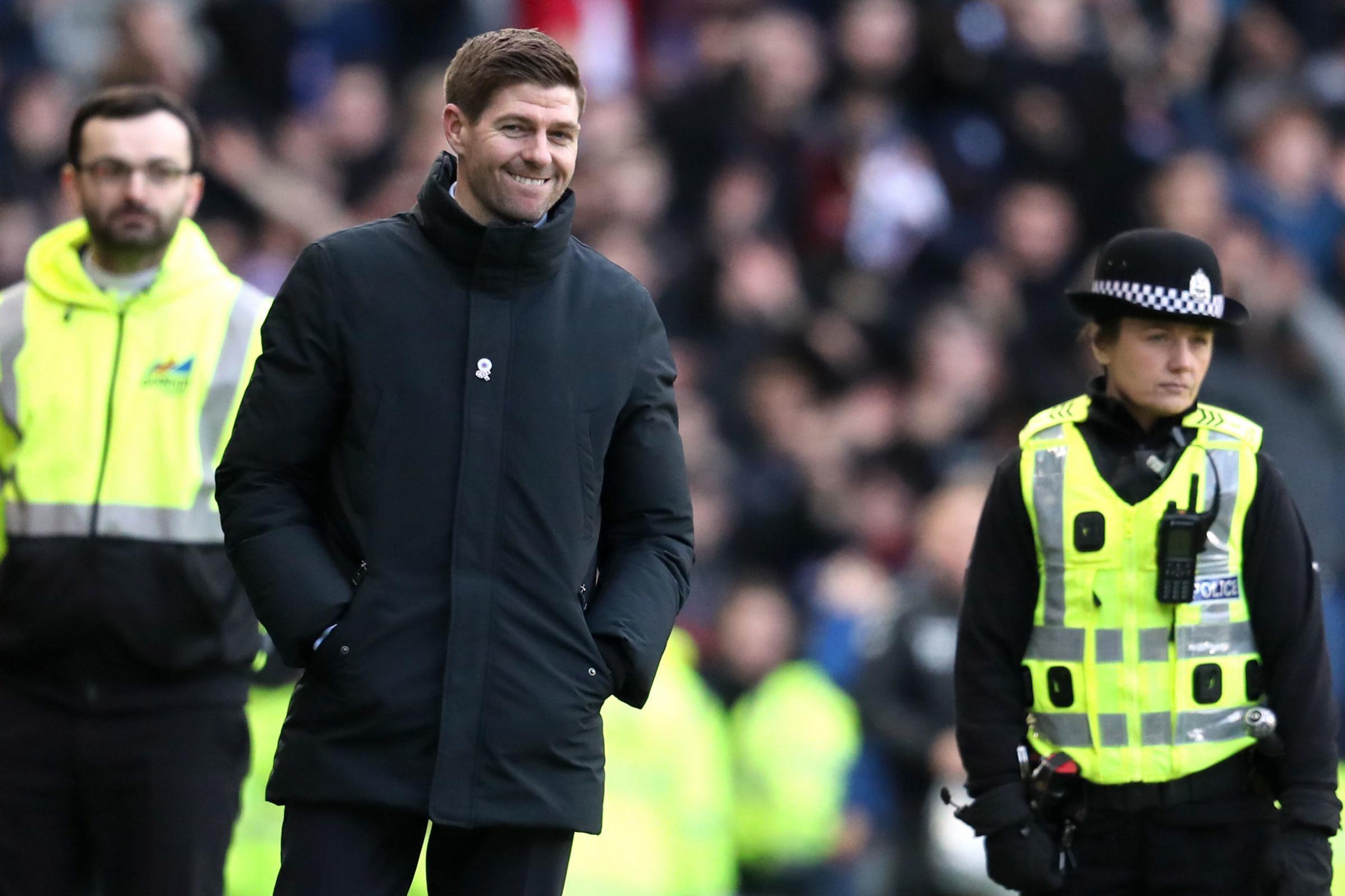 Derek Johnstone: Rangers won't get carried away ahead of second half of the season