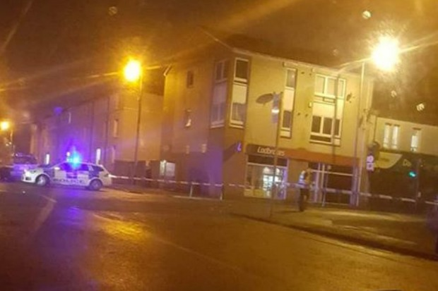 Shettleston Road assault.